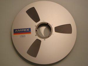 """Ampex 795 1"""" Tape"""