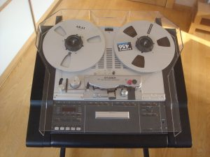 Studer A807 Professional Reel to Reel Recorder