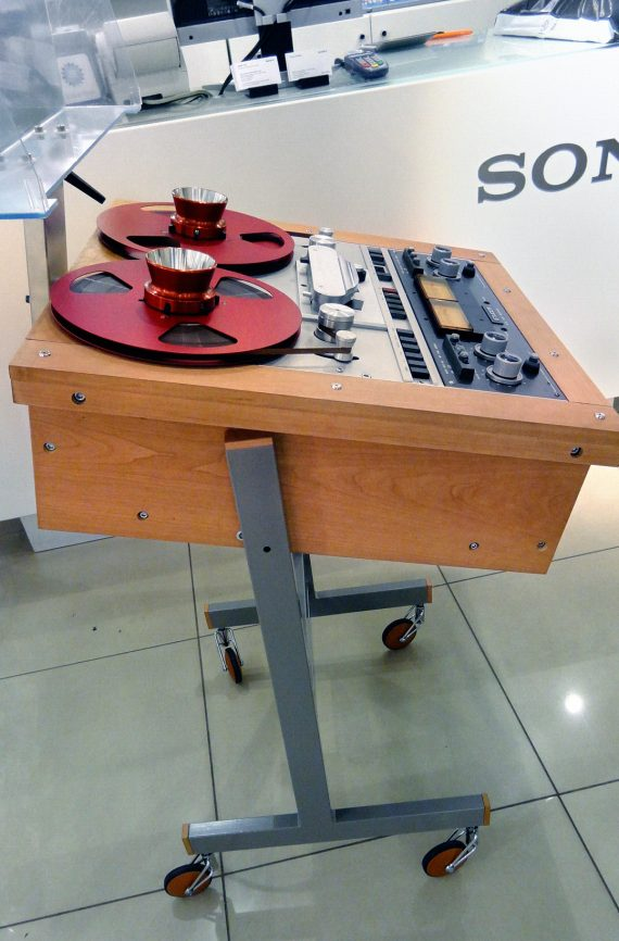Custom Made Stand with Design Cabinet Stand for Studer