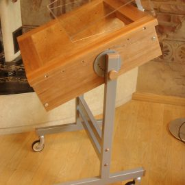 Custom Made Stand with Design Cabinet Stand for Revox
