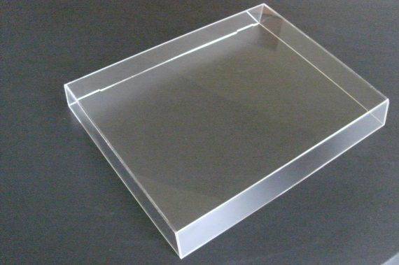 Custom Made Dust Cover for Sony Turntable