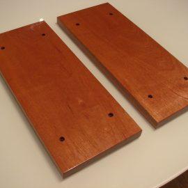 Custom Made Side Panels for Technics