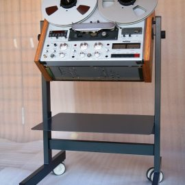 Custom Made Stand with Side Panels Stand for Revox