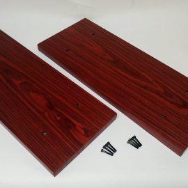 Custom Made Side Panels for Otari