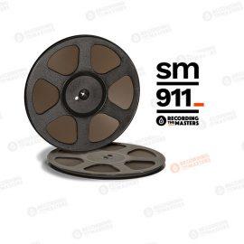 """NEW RMGI PYRAL BASF RTM SM911 1/4"""" 2500' 762m 10.5"""" Plastic Reel Trident Hinged Box R34112"""