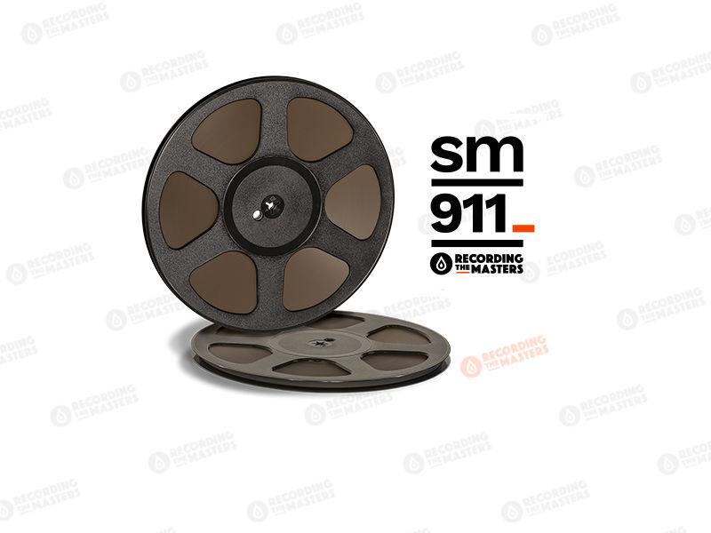 NEW RMGI PYRAL BASF RTM SM911 1/4″ 2500′ 762m 10.5″ Plastic Reel Trident Hinged Box R34112