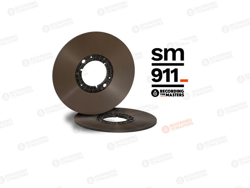 NEW RMGI PYRAL BASF RTM SM911 1/4″ 2500′ 762m 10.5″ Pancake NAB Eco Pack R34130
