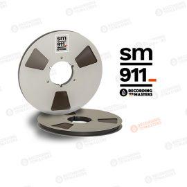 """NEW RMGI PYRAL BASF RTM SM911 1/2"""" 3750' 1143m 12.5"""" Metal Reel NAB Hinged Box R34225"""