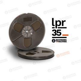 """NEW RMGI PYRAL BASF RTM LPR35 1/4"""" 1800' 549m 7"""" Plastic Reel Trident Hinged Box R34511"""