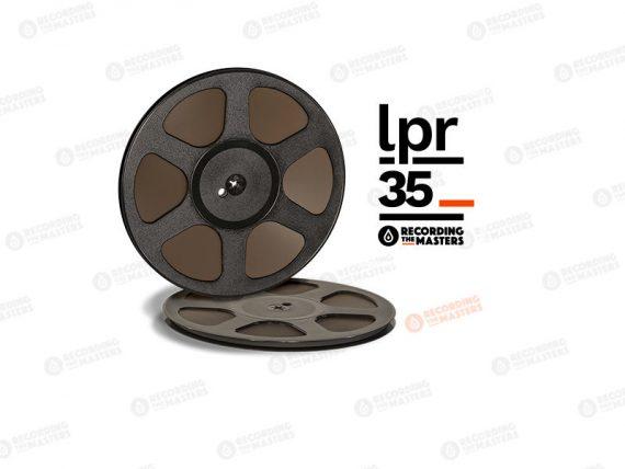 """NEW RMGI PYRAL BASF RTM LPR35 1/4"""" 3608' 1100m 10.5"""" Plastic Reel Trident Hinged Box R34512"""