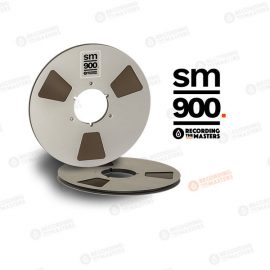 "NEW RMGI PYRAL BASF RTM SM900 1/4"" 2500' 762m 10.5"" Metal Reel NAB Hinged Box R34620"