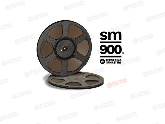 """NEW RMGI PYRAL BASF RTM SM900 1/4"""" 2500' 762m 10.5"""" Plastic Reel Trident Hinged Box R34621"""