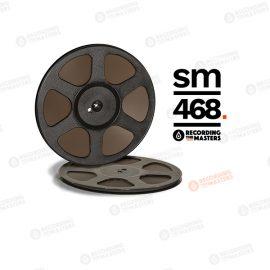 """NEW RMGI PYRAL BASF RTM SM468 1/4"""" 2500' 762m 10.5"""" Plastic Reel Trident Hinged Box R35112"""