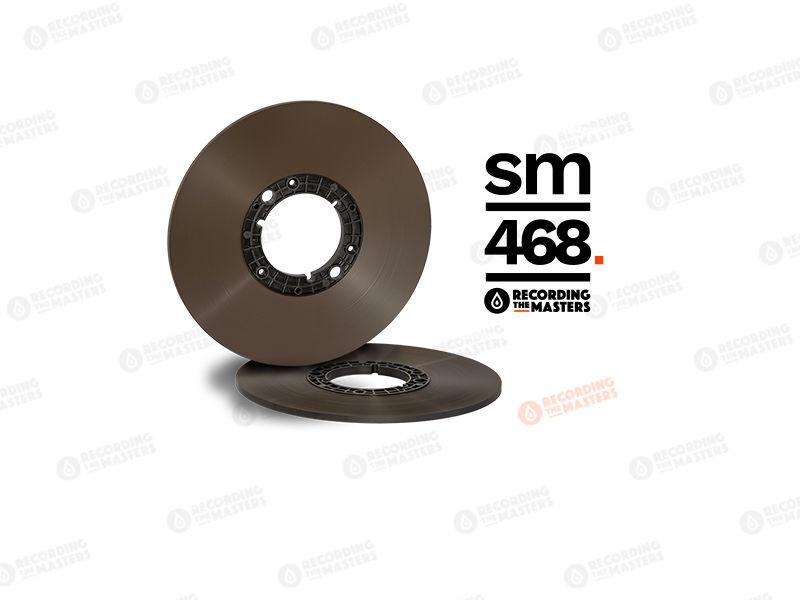 NEW RMGI PYRAL BASF RTM SM468 1/4″ 2500′ 762m 10.5″ Pancake NAB ECO Pack R35130