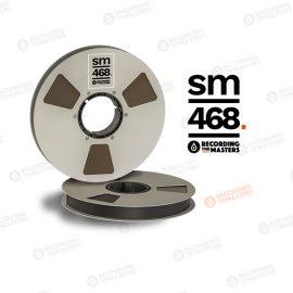 """NEW RMGI PYRAL BASF RTM SM468 1"""" 2500' 762m 10.5"""" Prec. Reel NAB Hinged Box R35320"""