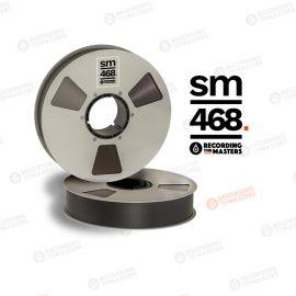 """NEW RMGI PYRAL BASF RTM SM468 2"""" 2500' 762m 10.5"""" Prec. Reel NAB Hinged Box R35420"""