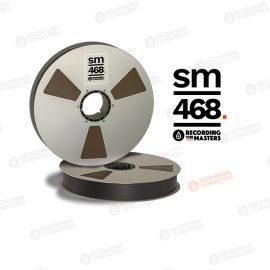 """NEW RMGI PYRAL BASF RTM SM468 2"""" 5000' 1524m 14"""" Prec. Reel NAB Hinged Box R35421"""