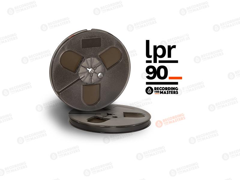 NEW RMGI PYRAL BASF RTM LPR90 1/4″ 1800′ 549m 7″ Plastic Reel Trident Hinged Box R38511