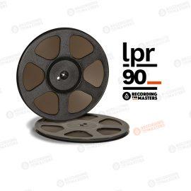 """NEW RMGI PYRAL BASF RTM LPR90 1/4"""" 3608' 1100m 10.5"""" Plastic Reel Trident Hinged Box R38512"""