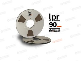 "NEW RMGI PYRAL BASF RTM LPR90 1/4"" 3608' 1100m 10.5"" Metal Reel NAB Hinged Box R38520"