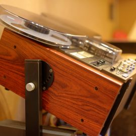 Custom Made Stand with Side Panels Stand for Technics