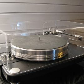 Custom Made Dust Cover Turntable for VPI