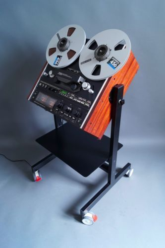 Custom Made Stand with Side Panels Stand for Teac