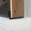 Custom Metal and Wood Cabinet for Revox B77 Reel Tape Recorder