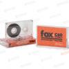 NEW RTM Cassette Tape FOX C60 60min Type I Normal Bias Clear C-0 Shell R41510