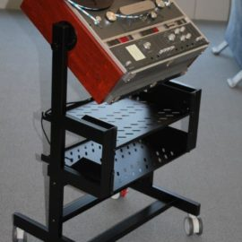 Custom Made Stand for Revox Reel to Reel Recorders